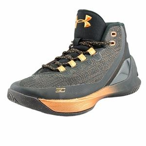 EUC under armor Curry 3 basketball shoes